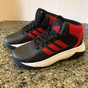 2cf034049d5 adidas Shoes - ADIDAS Neo Cloudfoam Ilation Mid Wide K Skate Shoe